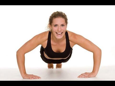 Кардио-упражнения с резинкой