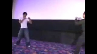 Ong bak THAI freestyle 1