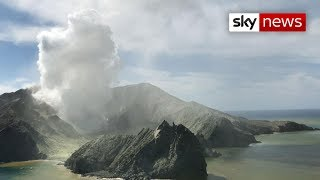 New Zealand volcano: Details of victims emerge