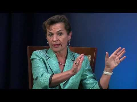 Christiana Figueres: Copenhagen and Global Climate Negotiations