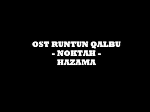 Ost Runtun Qalbu - Noktah - Hazama ( Cover ) video