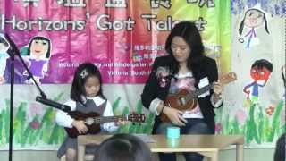 Sing along with Ukulele