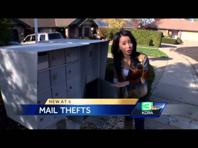 Officials report rise in Placer County mail thefts