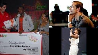 Digicel Rising Stars Judges Praise Dalton Harris/JBN