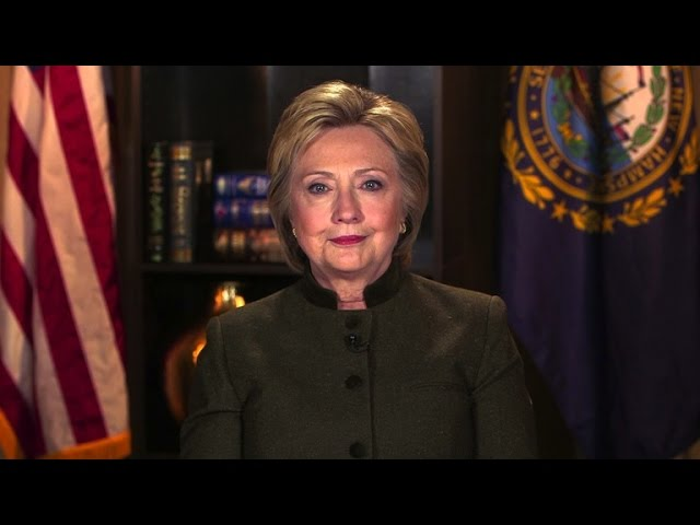 Full interview: Hillary Clinton, February 7
