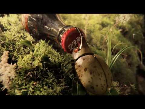 Coca Cola heist Super Bowl Commercial video