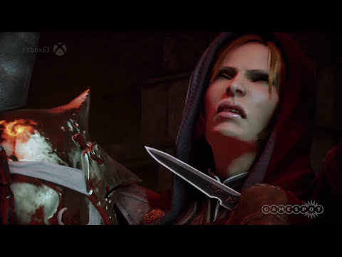 Dragon Age: Inquisition - E3 2014 Trailer at Microsoft Press Conference