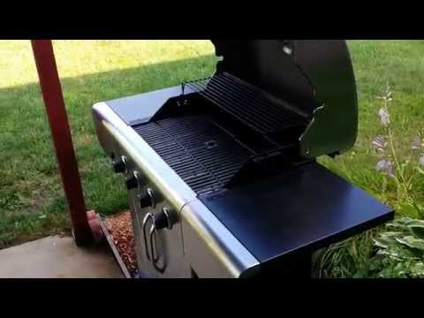 Quick review char broil commercial series gas grill model 463449914