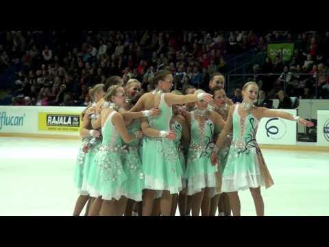 Synchro Skating Finnish Championships 2014 - LIVE online