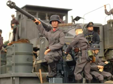 German Siebel Ferry - The 1/6th World of Kampfgruppe von Abt