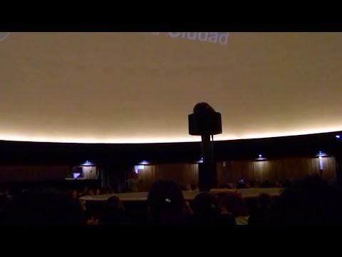 Intro muestra reapertura Planetario de Buenos Aires