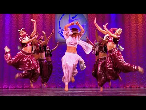 Lagan Lagi, Indian Dance Group Mayuri, Russia video