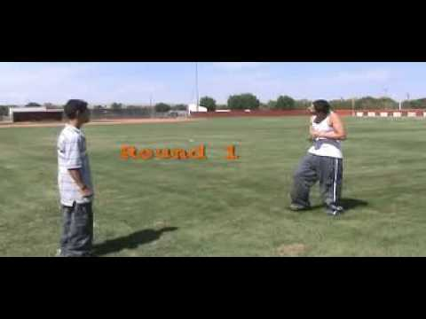 Emilio VS Potter Rio Grande School Fight