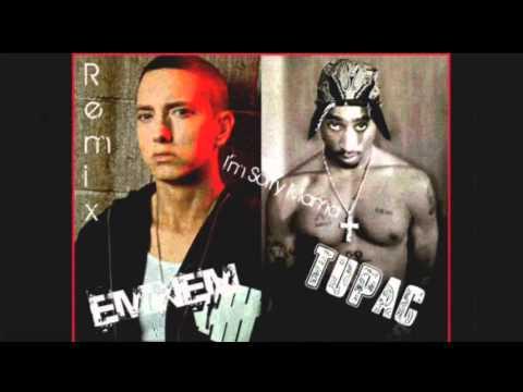 Tupac Vs Eminem - I'm Sorry Mama (remix) video