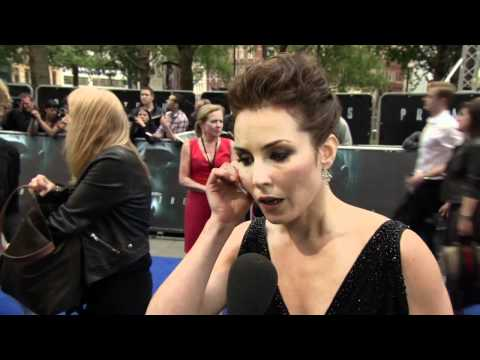 Noomi Rapace at the Prometheus Premiere