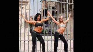 Candice Michelle and Kelly Kelly The Best Friend