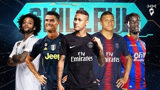 Top 10 Skillful Players in Football 2019 ● HD