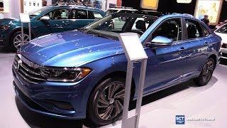 2019 Volkswagen Jetta - Exterior and Interior Walkaround - 2018 New York Auto Show