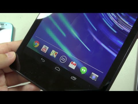 NEXUS 7 (2013): Unboxing (The Display is Worth It!)