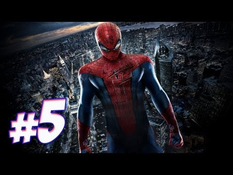 The Amazing Spiderman: Gameplay - Fotos para Whitney - Parte 5 (xbox/ps3/pc)