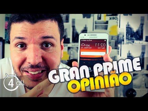 Samsung Galaxy Gran Prime Duos - Review e Análise