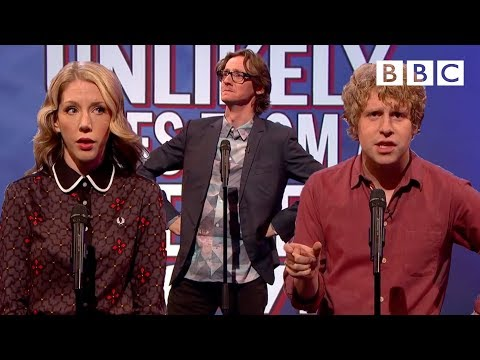 Unlikely Lines From A Superhero Movie - Mock The Week: Series 13 Episode 7 - Bbc Two video