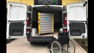 Wheelchair Vehicle Ramp