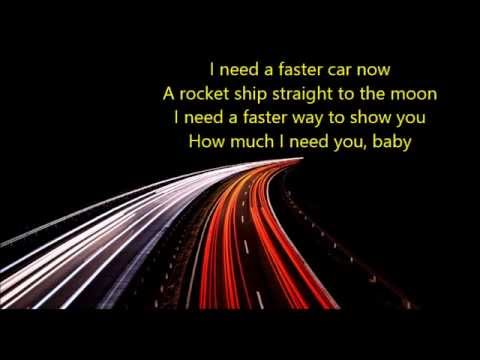 Keith Urban - Faster Car