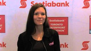 Lanni Marchant Talks Running