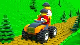 LEGO ATV Gold Transfer Fail
