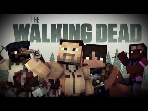 The Beginning The Walking Dead #1 Crafting Dead Minecraft Server