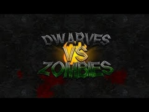 DvZ Server - Dwarves vs Zombies - The LihP Network Trailer