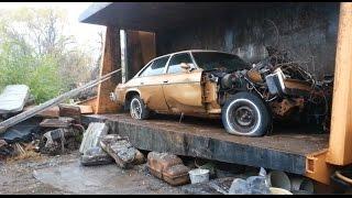 Car crusher crushing cars 16