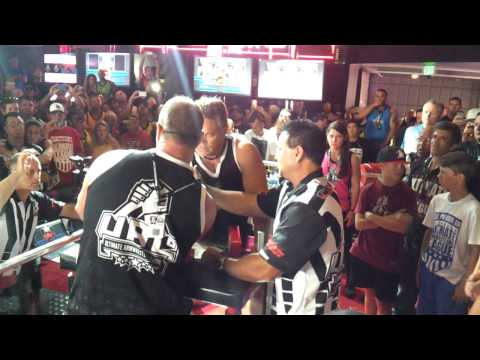 Arm Wrestling Championship - The UAL is the UFC of Arm Wrestling