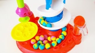 Play-Doh Sweet Shoppe Candy Cyclone Gumball Machine