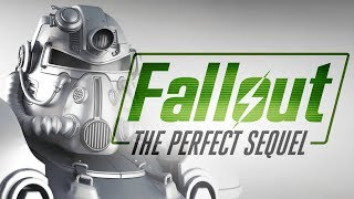 The Perfect Fallout Sequel | Concepting a Post-Apocalyptic Masterpiece