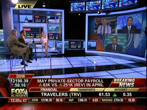 James Frischling on the May Jobs Report, the Unemployment Rate & US Debt