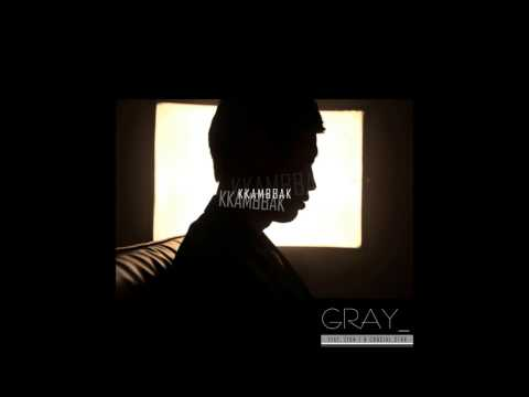 GRAY - 깜빡 (feat Zion.T, Crucial Star)