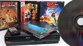 Movies on Vinyl - VHD The forgotten 1980s Videodisc