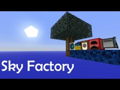 Sky Factory 2: GRAVEL GENERATOR! Ep. 8 (Sky Factory 2)