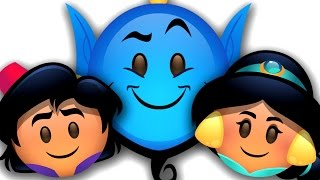 Aladdin as told by Emoji | Disney