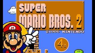 Camino a Super Mario Maker 2  (pt.27)- Super Mario Bros 2/ Lost levels parte 4