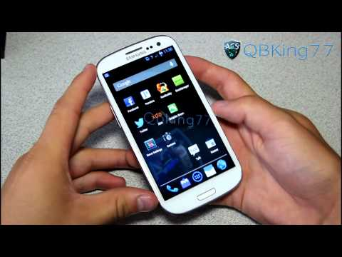 How to Install a Modem on the Sprint Samsung Galaxy S III