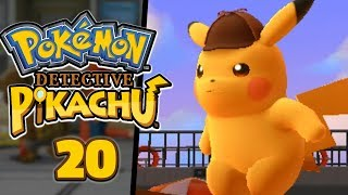 We're near the end guys.. They're hiding something... - Pokémon: Detective Pikachu (Part 20)