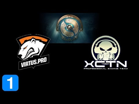 VP vs Execration Game 1  The International 2017 Highlights Dota 2
