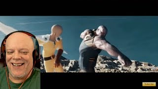 "REACTION VIDEO | ""Thanos vs Saitama Part II"" - Other Worldly Punching Power!"