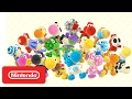 Poochy & Yoshi's Woolly World – Let's Get Adventuring!