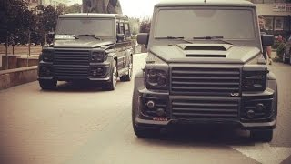 This Is Mercedes-Benz G-class Gelandewagen AMG!!!!