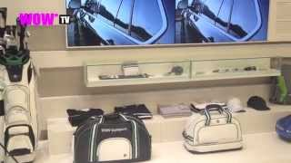 WOW* TV: check out the first BMW Brand Experience store worldwide (opened March 2014 in Brussels)