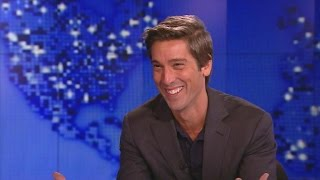Meet David Muir, the Man Taking Over ABC's 'World News'